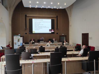 Assemblée générale du CDPNE en 2021